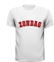Zondag T-shirt