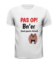 Grappig bekende Nederlander T-shirt Bn'er