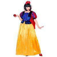 Sneeuwwitje uit een sprookjesboek gelopen kostuum dames