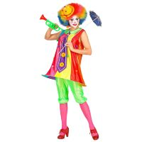 Clowns outfit dames