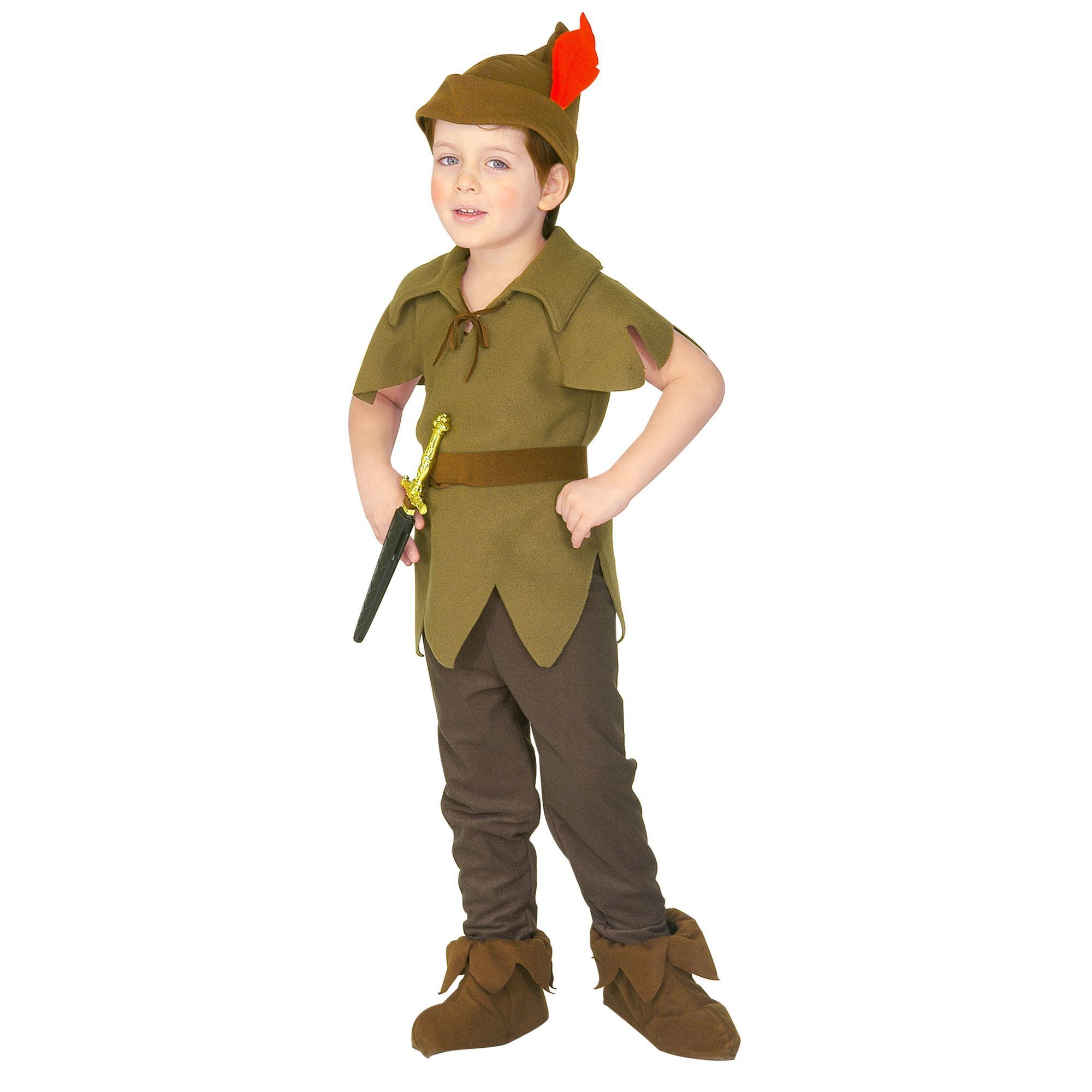 Peter pan kleding kind