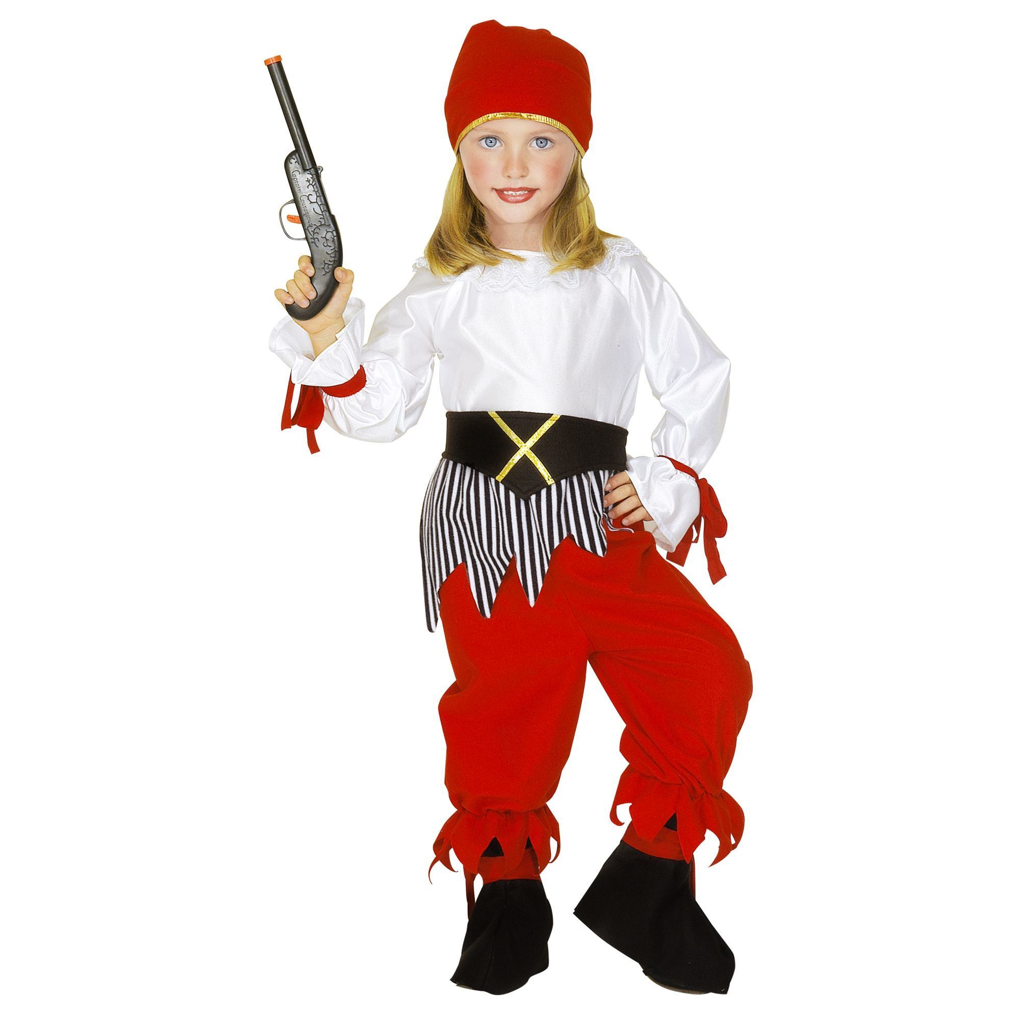 Piraten carnaval outfit meisjes
