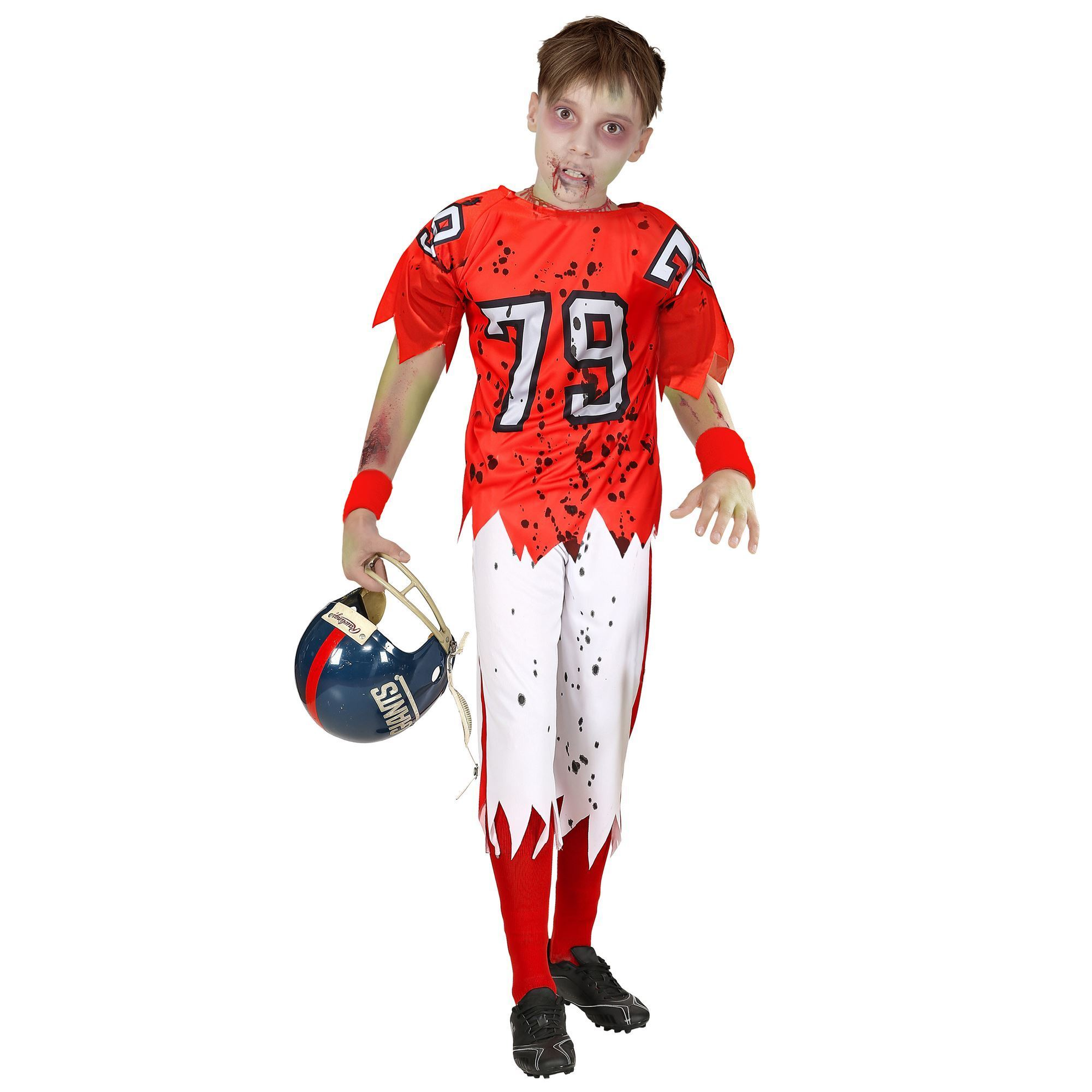 Zombie Rugby outfit jongens