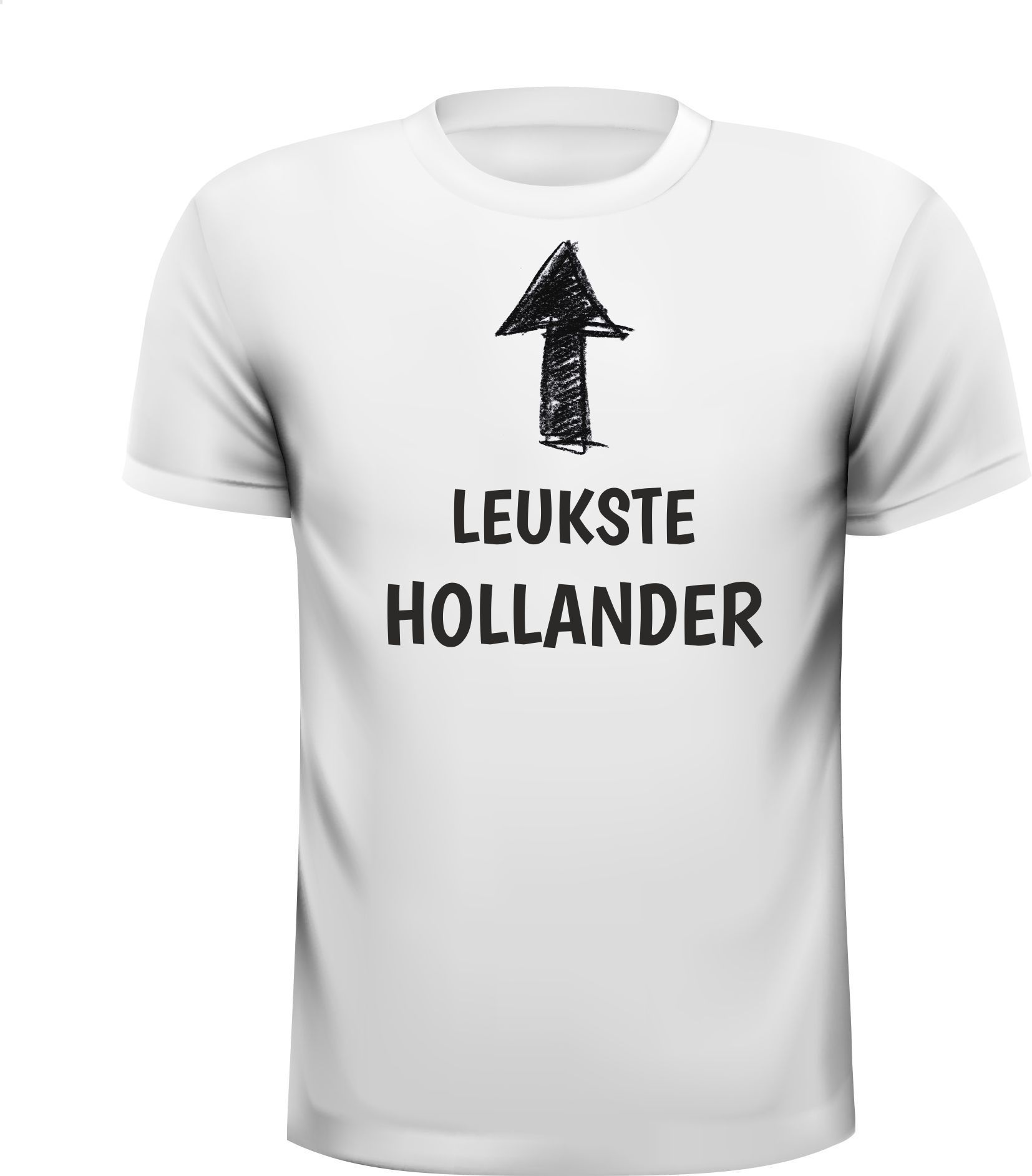 T-shirt leukste Hollander