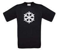 Sneeuwvlok t-shirt