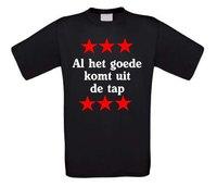 Al het goede komt uit de tap T-shirt