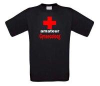 Amateur gynaecoloog T-shirt