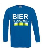 Bier loading longsleeve lange mouw