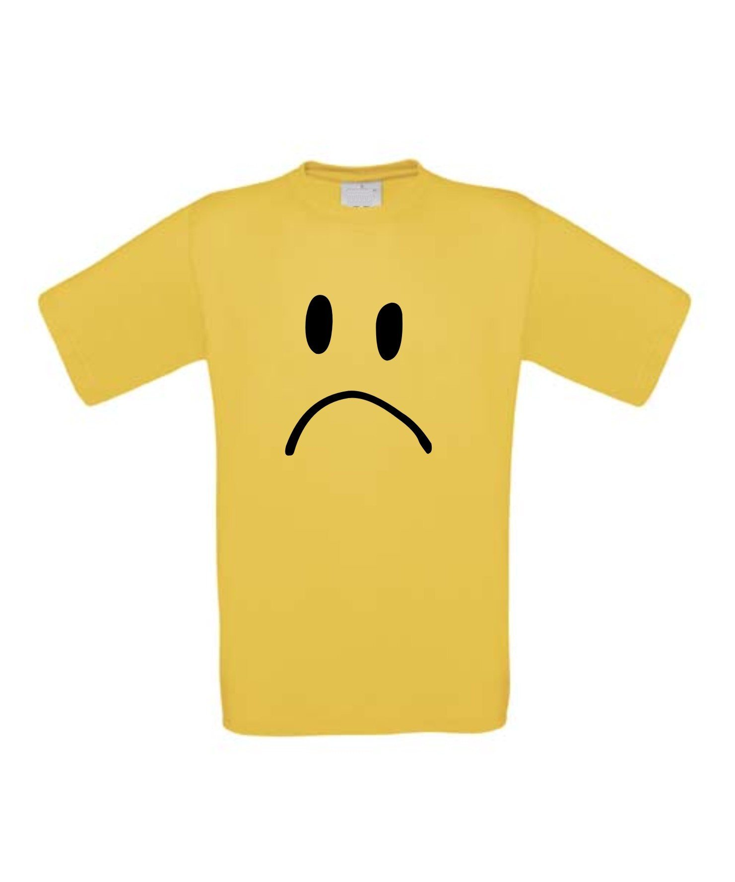 geen smile t-shirt