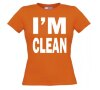 foto 10 i am clean t-shirt