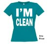 foto 12 i am clean t-shirt