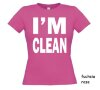 foto 14 i am clean t-shirt