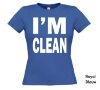 foto 2 i am clean t-shirt