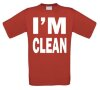 foto 5 i am clean t-shirt