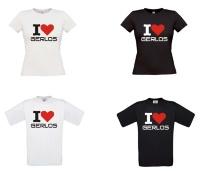 I love Gerlos T-shirt