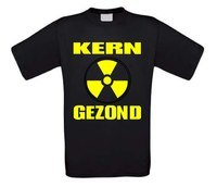 Kern gezond T-shirt kerngezond