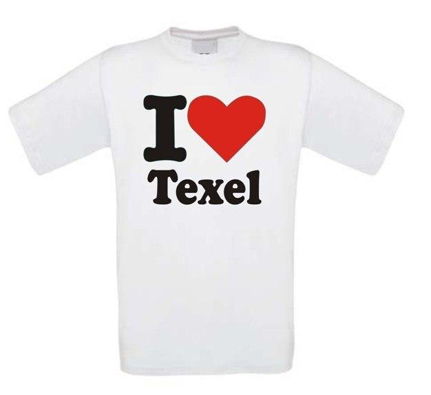 ddeee9f1aa983a T-shirt i love Texel ook deze vind je bij ...