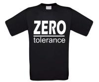Zero tolarance t-shirt